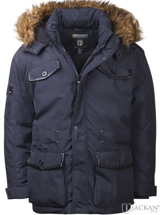 Akome Men 049 in blau von Geographical Norway | Jackan.com