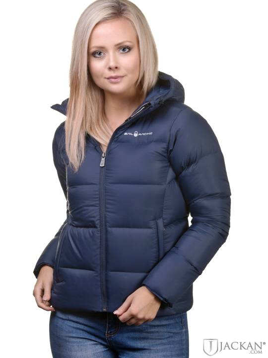 W Gravity Down Jacket (Blå)