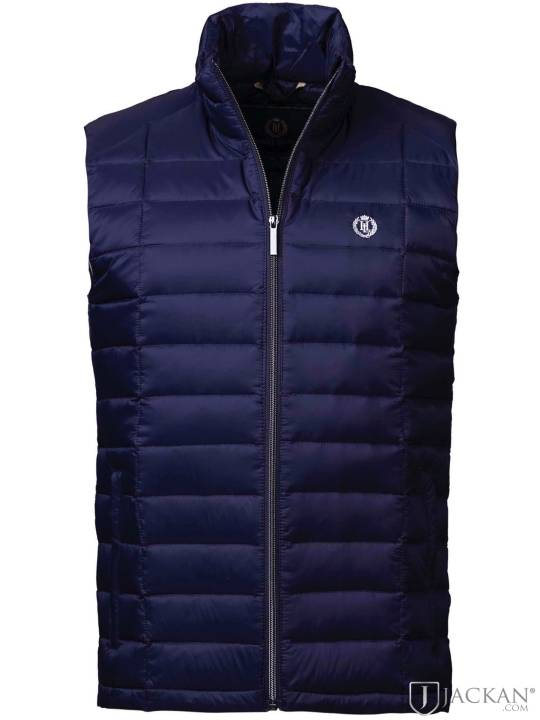 Cabus Light Weight Gilet in blau von Henri Lloyd | Jackan.com