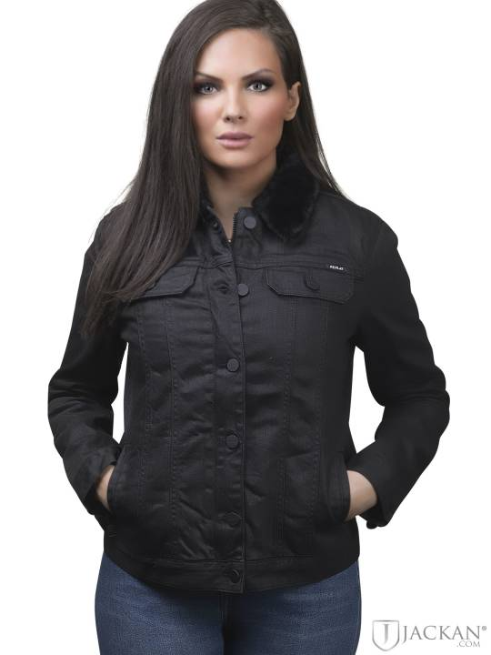 W7291Z  Jacket in schwarz von Replay | Jackan.com